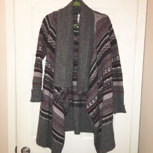 Kensie chunky cardigan size medium